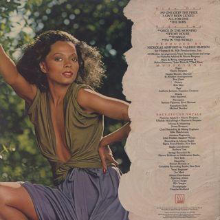 Diana Ross / The Boss back