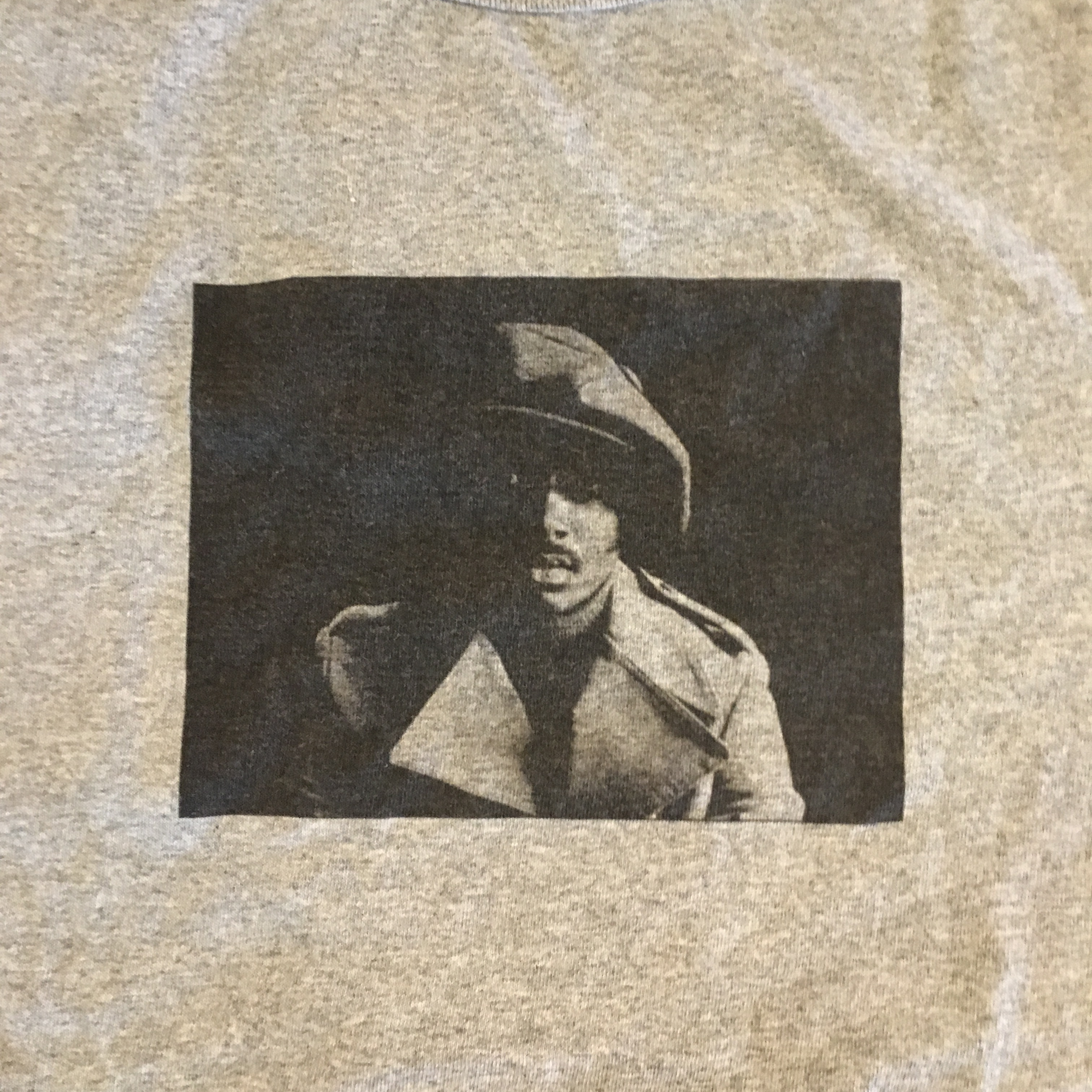 Donny T-Shirts (Gray/M)-1