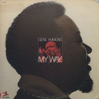 Gene Ammons / My Way front