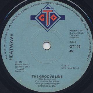 Heatwave / The Groove Line