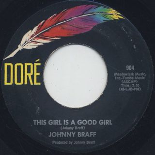 Johnny Braff / This Girl Is A Good Girl