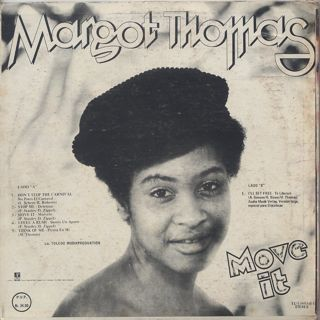 Margot Thomas / Move It back