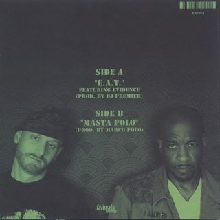 Masta Ace & Marco Polo / E.A.T. back