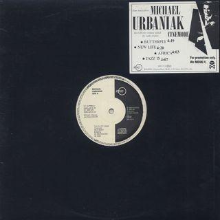 Michael Urbaniak / Cinemode 4 Track Sampler