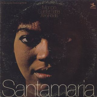 Mongo Santamaria / Afro Roots