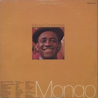 Mongo Santamaria / Afro Roots back
