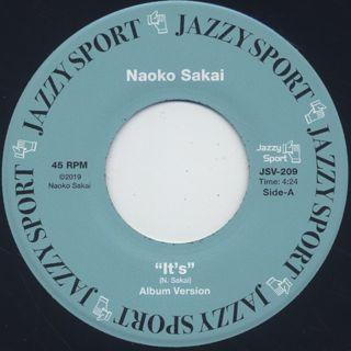 Naoko Sakai / It's label