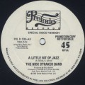 Nick Straker Band / A Little Bit Of Jazz