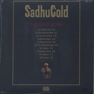 SadhuGold / The Gold Room back