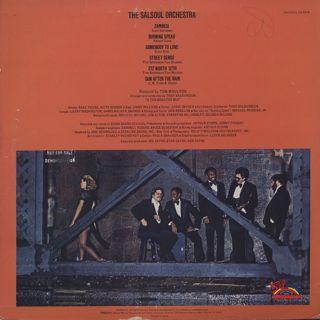 Salsoul Orchestra / Street Sense (2LP) back