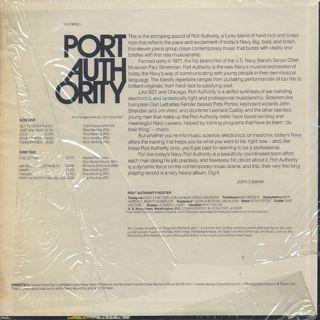 U.S. Navy Band / Port Authority back