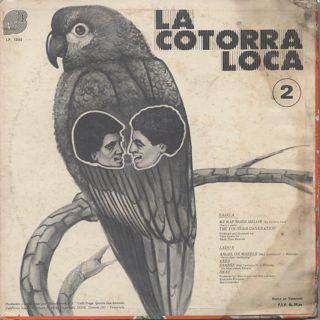 V.A. / La Cotorra Loca 2 back