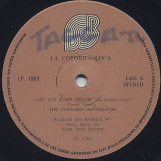 V.A. / La Cotorra Loca 2 label
