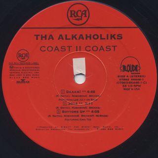 Alkaholiks / Coast II Coast label