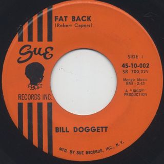 Bill Doggett / Fat Back