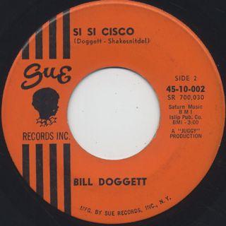 Bill Doggett / Fat Back back