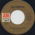 Billy Preston / Will It Go Round In Circles c/w Blackbird