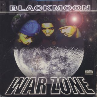 Black Moon / War Zone front