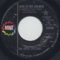 Blues Busters / Love Is The Answer-1