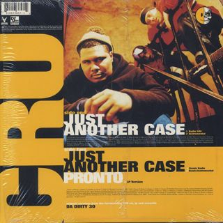 Cru / Just Another Case back