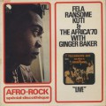 Fela Ransome Kuti & The Africa '70 with Ginger Baker / Live! (France)