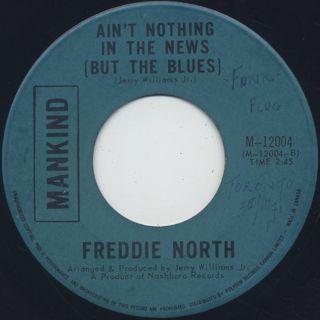 Freddie North / She's All I Got back