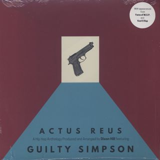 Guilty Simpson & Dixon Hill / Actus Reus