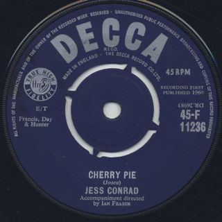 Jess Conrad / Cherry Pie