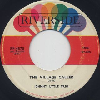 Johnny Lytle Trio / The Village Caller