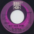 Jr. Walker & The All Stars / Way Back Home-1