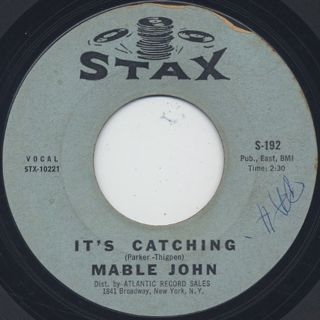 Mable John / Your Good Thing (Is About To End) back