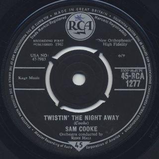 Sam Cooke / Twistin' The Night Away