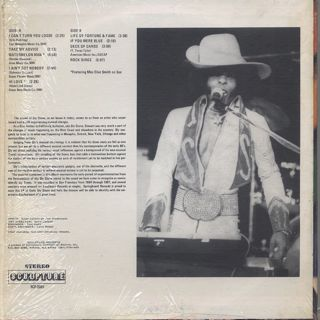Sly Stone / Recorded In San Francisco 1964-67 back