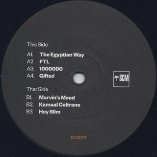Stro Elliot / Moods EP label
