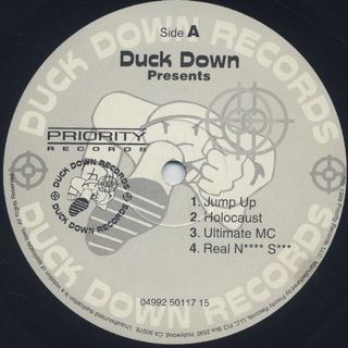 V.A. / Duck Down Presents label