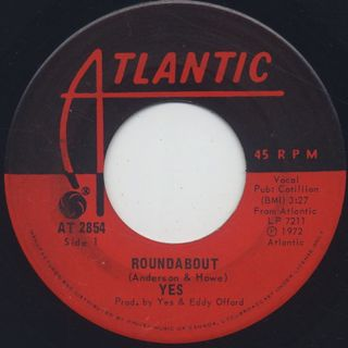 Yes / Roundabout
