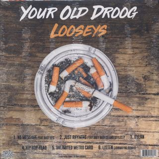 Your Old Droog / Looseys back