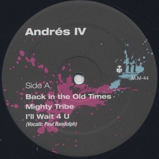 Andres / Andres IV label