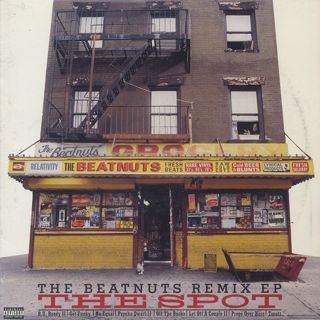 Beatnuts / The Spot (The Beatnuts Remix Ep)