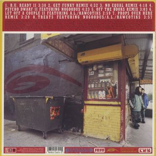 Beatnuts / The Spot (The Beatnuts Remix Ep) back