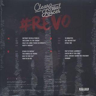 Clear Soul Forces / Detroit Revolution(s) back