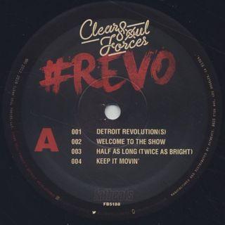 Clear Soul Forces / Detroit Revolution(s) label