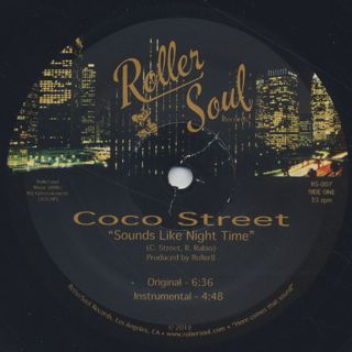 Coco Street / Sounds Like Night Time