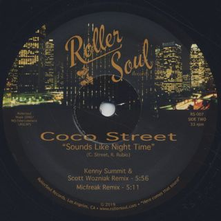 Coco Street / Sounds Like Night Time back