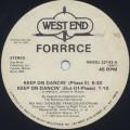 Forrrce / Keep On Dancin'-1