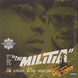 Gang Starr / The Militia