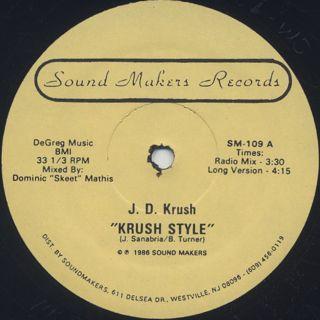 J.D. Krush / Krush Style