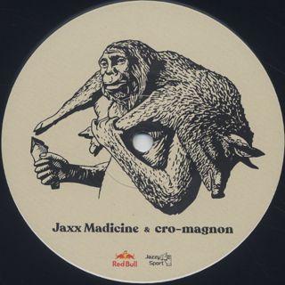 Jaxx Madicine & cro-magnon / Lights On Shibuya label