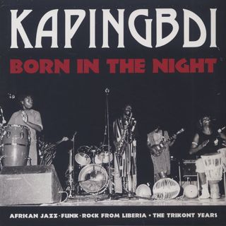 Kapingbdi / Born In The Night front