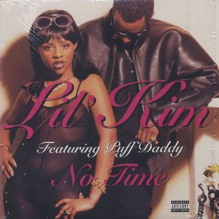 Lil' Kim Featuring Puff Daddy / No Time